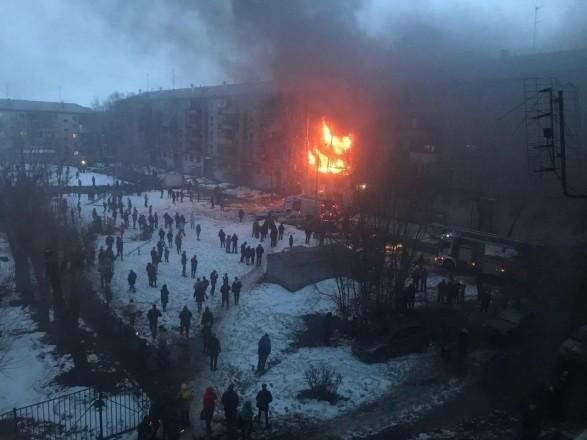 В российском Магнитогорске произошел взрыв в жилом доме, есть погибшие