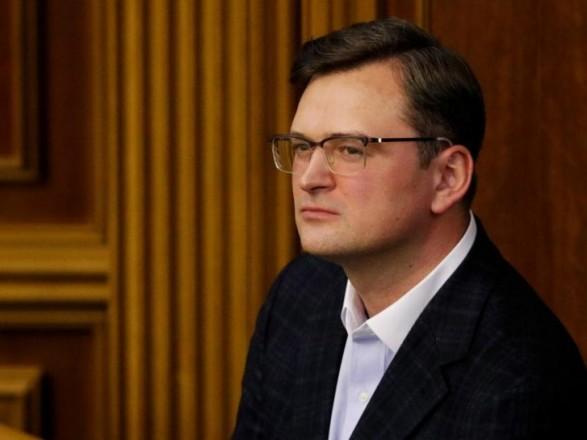 Кулеба: РФ не сприяє транзиту до України матеріалів, необхідних для вироблення медпрепаратів