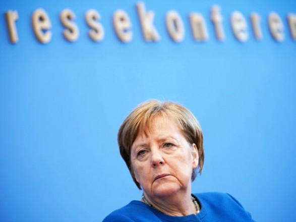 Второй тест Меркель на коронавирус также оказался отрицательным