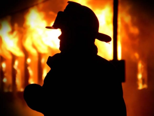 В Черниговской области в траве обнаружили обгоревший труп