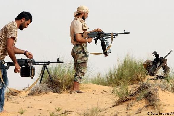 """ЕС начинает миссию """"Ирини"""" для контроля за эмбарго на поставки оружия в Ливию"""