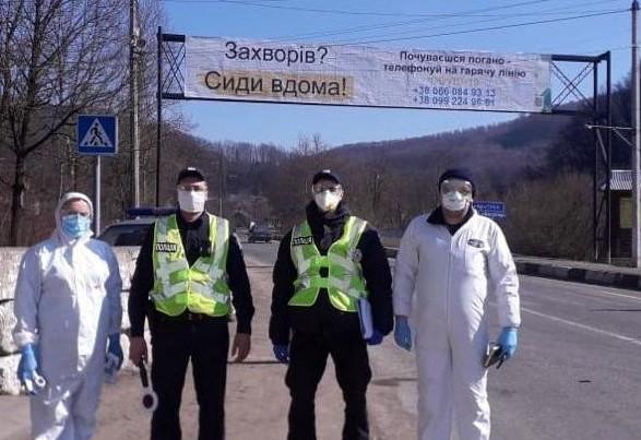 Полиция разыскала 9 из 10 граждан, сбежавших из-под самоизоляции в Харьковской области