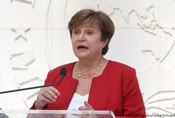 Директор МВФ заявила о прогрессе по дальнейшему финансированию Украины