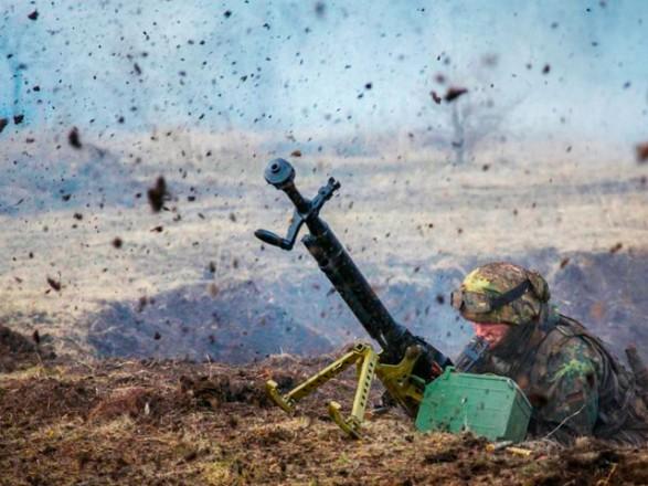 ООС: бойовики сьогодні чотири рази обстріляли українські позиції