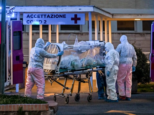 Пандемия COVID-19: в Италии число жертв возросло до 14 681 человек, почти 120 тысяч - больны