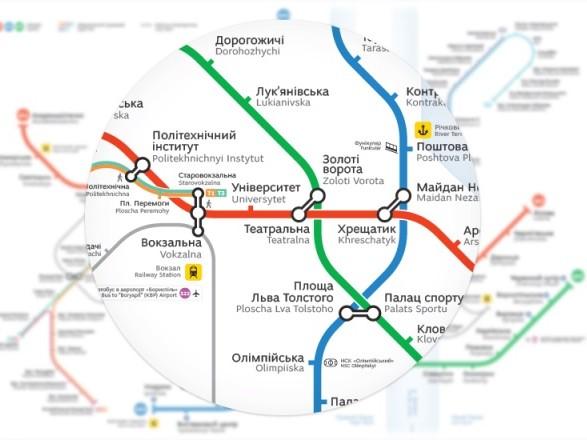 """Вместо переименования: столичное метро будет информировать пассажиров о заповеднике """"Бабий Яр"""""""