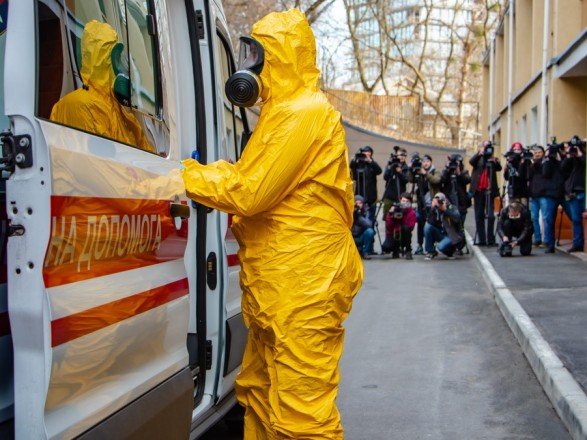 В Киеве зафиксировано уже 214 случаев COVID-19