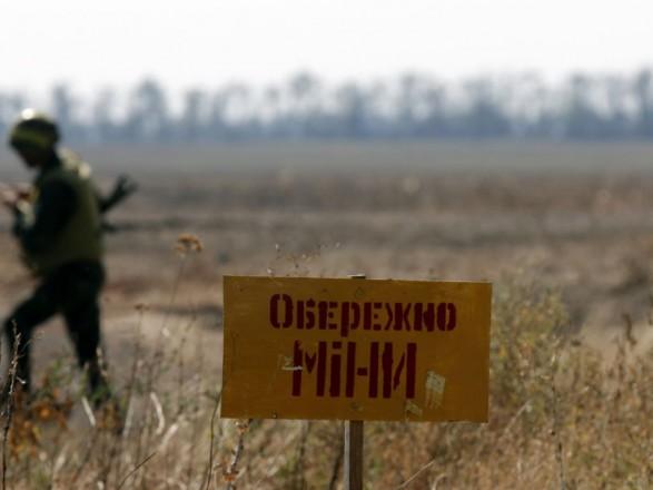 С начала года на востоке Украины от взрыва мин погибло 12 человек - ОБСЕ