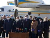 Італійська сторона цінує допомогу українських лікарів у боротьбі з коронавірусом – посол