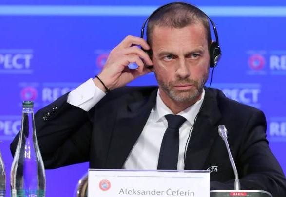 Президент УЕФА назвал крайние даты завершения Лиги чемпионов и Лиги Европы