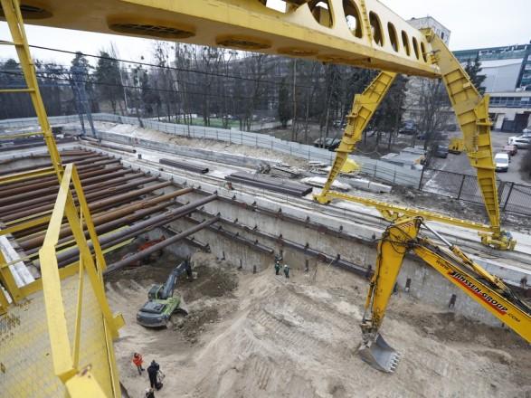 Строительство метро на Виноградарь перешло в активную фазу - мэр