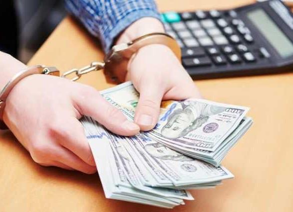 Посадовця сільради на Дніпропетровщині затримали під час одержання 320 тис. грн хабара