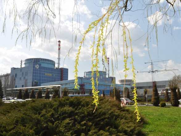 Украинские АЭС за сутки произвели 193,14 млн кВт-ч электроэнергии