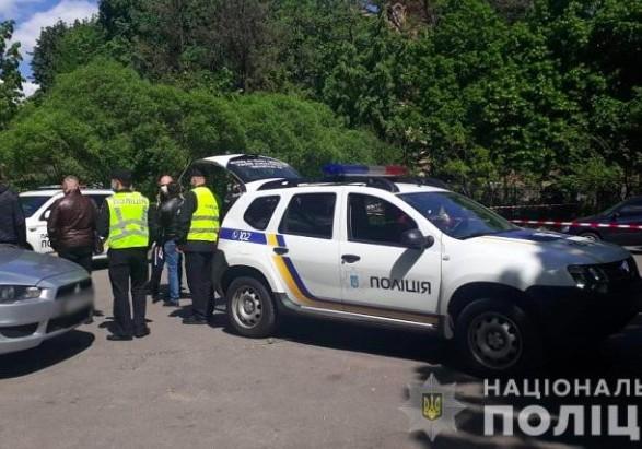 На столичном Подоле произошла стрельба, есть раненый