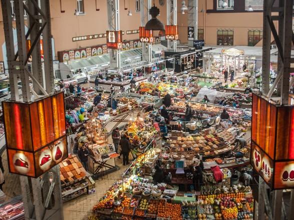 В столице с сегодняшнего дня заработали 37 агропродовольственных рынков