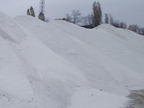 С прошлой зимы Киев сэкономил около 45 тыс. тонн соли - Кличко