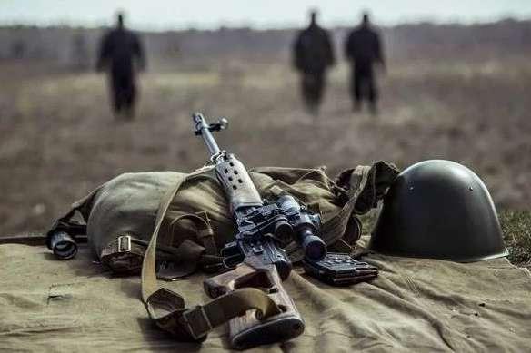 ООС: боевики семь раз обстреляли украинские позиции, есть погибший и раненые