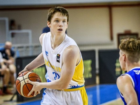 Украинский баскетболист продолжит карьеру в американской NCAA