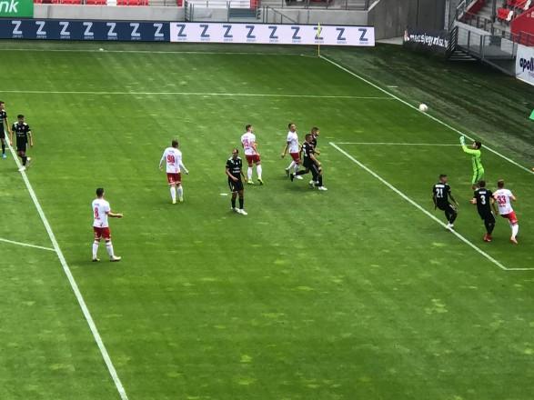Украинский полузащитник оформил победный гол за венгерский клуб