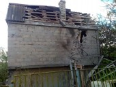 Бойовики із забороненої зброї обстріляли селище Кам'янка