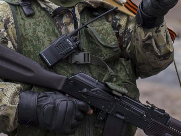 Боевики два дня подряд осуществляют обстрелы из жилых кварталов населенных пунктов - ООС
