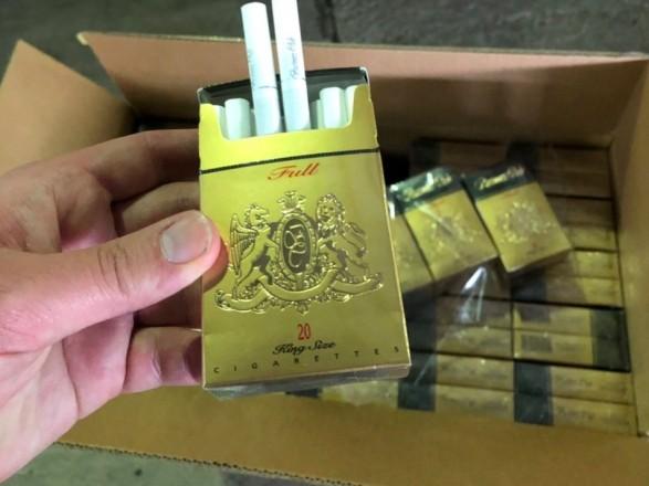 В Черноморске обнаружили контрабанду сигарет из ОАЭ на 69 млн грн