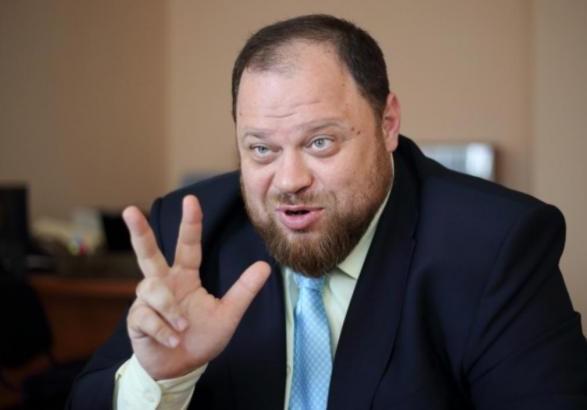 Стефанчук рассказал об условиях проведения всеукраинского референдума