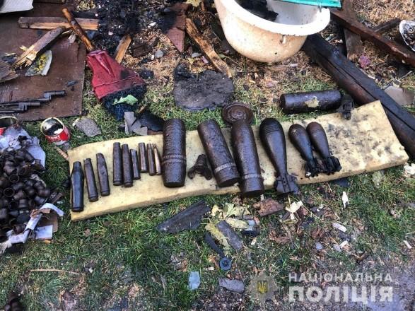 """В Одесской области на снаряде Второй мировой войны подорвался """"черный копатель"""""""