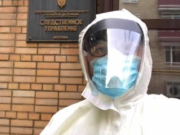 """Одна маска на день и дезинфекция камеры раз в неделю: условия содержания украинского политзаключенного в """"Лефортово"""""""