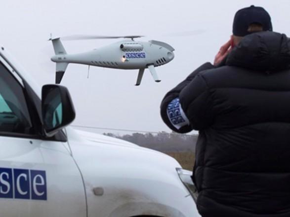 ОБСЕ не подтвердила фактов обстрелов Украиной оккупированных территорий - ОП