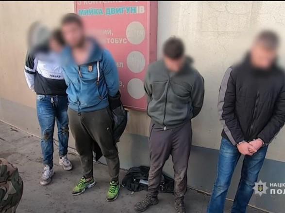 Задержанные в Одессе киллеры являются представителями криминальных кругов - СМИ
