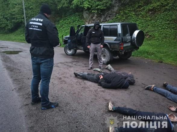 В Киевской области задержали злоумышленников за переправку нелегалов в ЕС