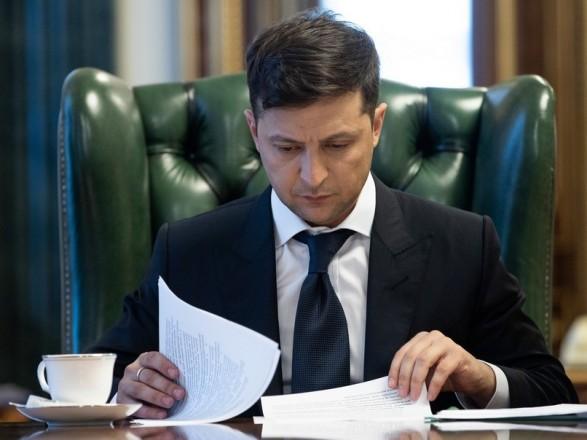 Зеленский подписал закон об усилении защиты телекоммуникационных сетей