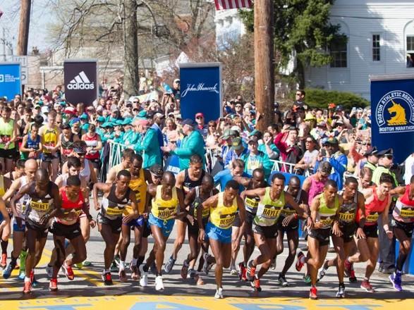 Бостонский марафон впервые отменили за 124-летнюю историю
