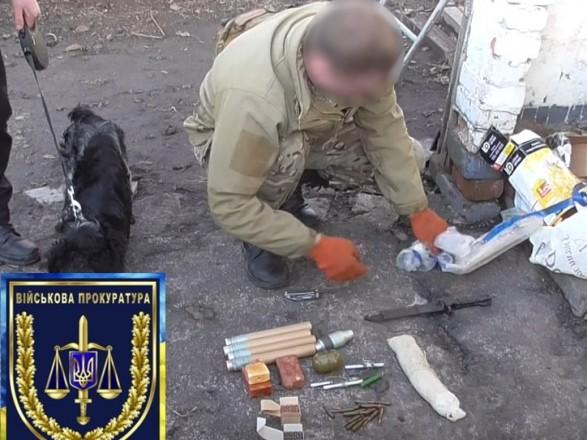 В Черниговской области будут судить военнослужащего, который присвоил арсенал боеприпасов