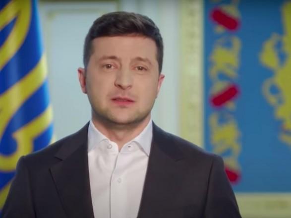 Зеленский поздравил украинских миротворцев с профессиональным праздником