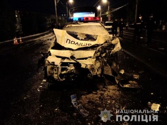 Смертельное ДТП с полицейскими в Харькове: ГБР открыло уголовное производство