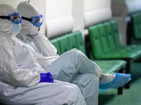 В столичные медучреждения с пневмонией госпитализировано 352 человека - Кличко