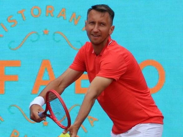 Стаховский победил теннисиста из топ-100 на чемпионате Восточной Европы