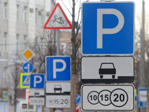 С марта этого года киевлянам выписали более 11,5 тыс. штрафов за ненадлежащее паркование