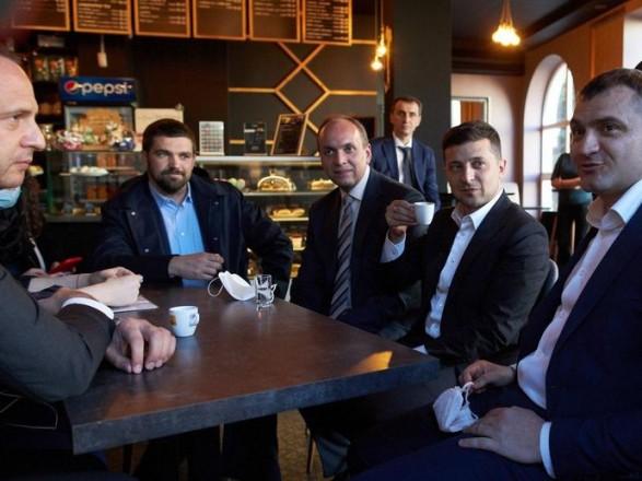 У Зеленского был жесткий разговор с правительством по поводу роста случаев коронавируса - Тимошенко