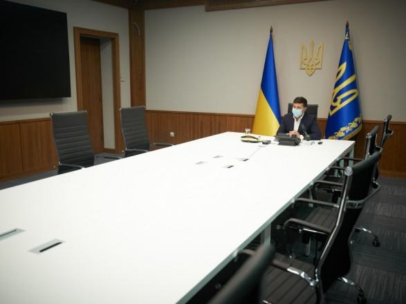 Зеленский анонсировал проверки общественных мест по соблюдению эпидемиологических мероприятий