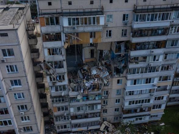 Киев работает над оперативным восстановлением документов пострадавших от взрыва на Позняках - Кличко