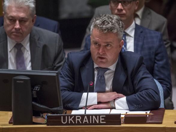 ООН никогда не признает российскую оккупацию Крыма - постпред Украины