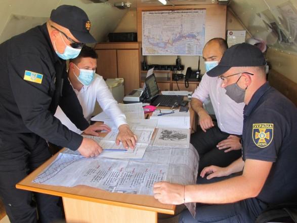 В Одесской области проверили готовность к возможному наводнению