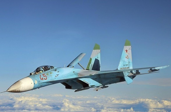 Истребители РФ подняли для перехвата самолетов США над Черным морем