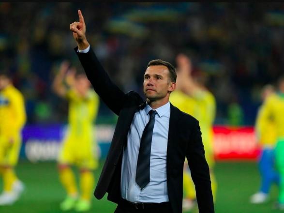 УЕФА опубликовала новый календарь матчей сборной Украины в Лиге наций