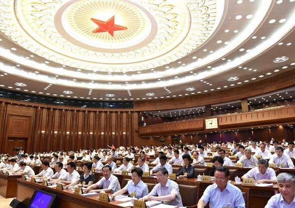 Парламент Китая проголосовал за закон о безопасности для Гонконга