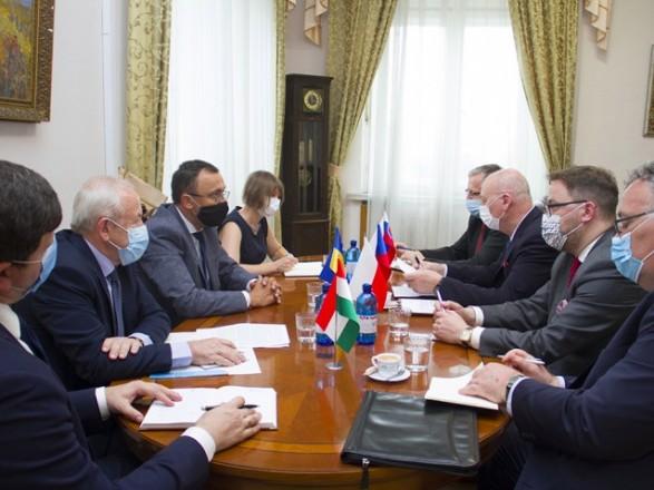 Международные партнеры по спецпрограмме выделят Украине 125 тыс. евро на борьбу с пандемией