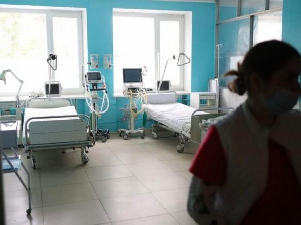Столичные больницы первой волны заполнены на 31% - Кличко